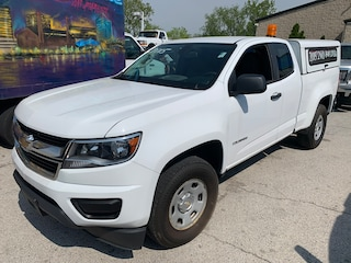 Used 2015 Chevrolet Colorado Truck Extended Cab for sale in Oregon, Oh
