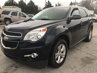 Used 2015 Chevrolet Equinox LT w/2LT SUV for sale in Oregon, Oh