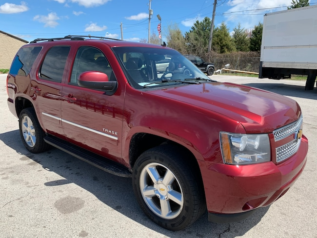 Used 2011 Chevrolet Tahoe SUV for sale in Oregon, Ohio