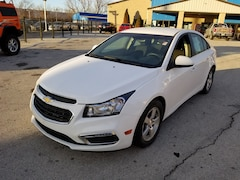 Used 2016 Chevrolet Cruze Limited 1LT Auto Sedan for sale in Oregon, OH