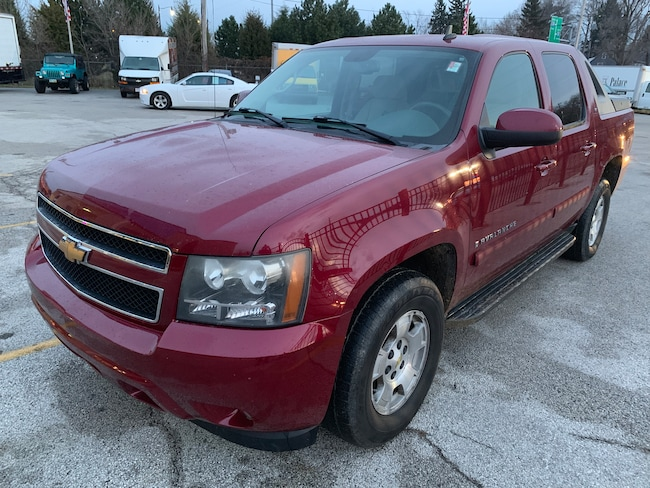 Used 2007 Chevrolet Avalanche 1500 Truck Crew Cab for sale in Oregon, Ohio