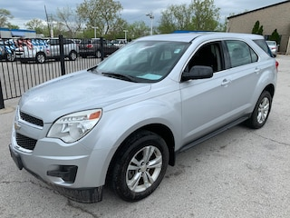 Used 2012 Chevrolet Equinox LS SUV for sale in Oregon, Oh