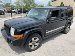 Used 2006 Jeep Commander Base SUV for sale in Oregon, OH