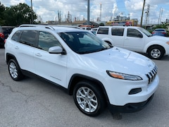 Used 2014 Jeep Cherokee Latitude FWD SUV for sale in Oregon, OH