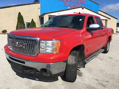 Used 2011 GMC Sierra 1500 SLE Truck Crew Cab for sale in Oregon, OH