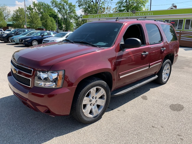 Used 2008 Chevrolet Tahoe LS SUV for sale in Oregon, Ohio