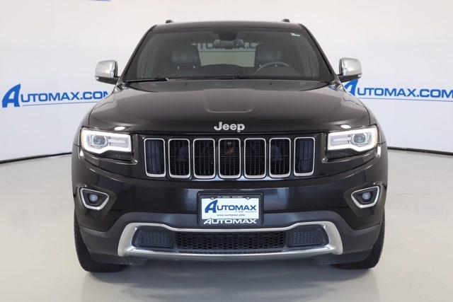 Used 2016 Jeep Grand Cherokee For Sale at Automax Pre-Owned