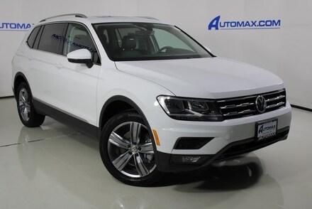 2021 Volkswagen Tiguan 2.0T SEL SUV