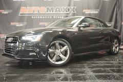 2013 Audi A5 2.0T Premium Cabriolet