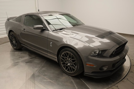 2014 Ford Mustang Shelby GT500! Coupe