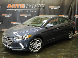 2018 Hyundai Elantra GLS w/Leather-Sunroof!