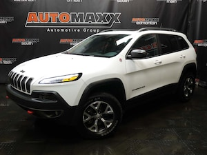 2018 Jeep Cherokee Trailhawk! V6 Loaded!!
