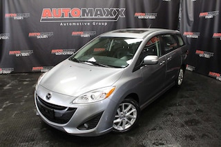 2017 Mazda MAZDA5 GT w/Leather/Sunroof! Minivan