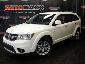 2018 Dodge Journey GT AWD! Leather-Roof-Nav-DVD!