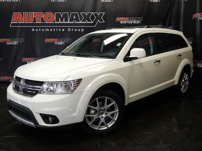 2018 Dodge Journey GT AWD! Leather-Roof-Nav-DVD! SUV
