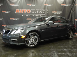 2010 Mercedes-Benz E-Class E63 AMG! Sedan