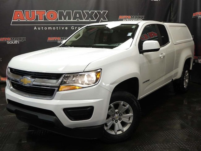 2017 Chevrolet Colorado LT Extended Cab! Truck