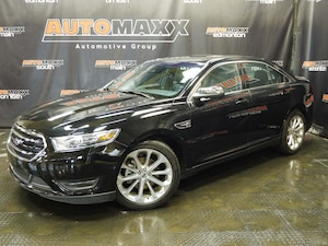 2018 Ford Taurus Limited AWD! Leather-Nav-Roof!