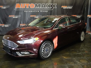2017 Ford Fusion SE AWD! Leather-Nav-Roof!