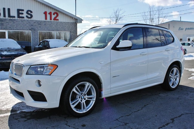 2014 BMW X3 xDrive35i M Sport package / Toit pano / Cam 360 SUV
