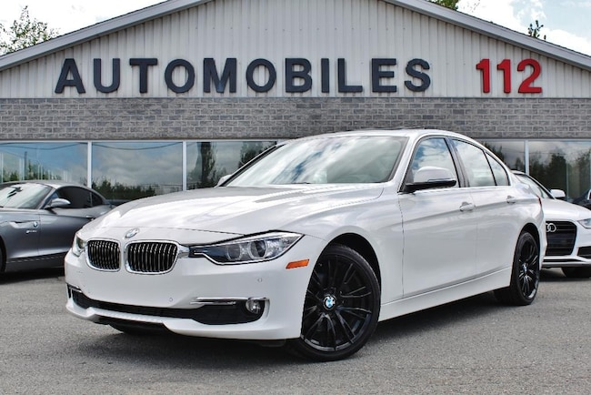 2014 BMW 3 Series 328i xDrive Luxury / GPS / Caméra de recul Sedan