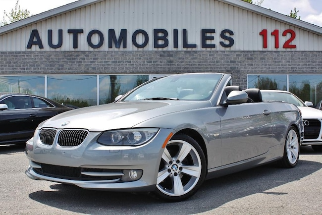 2011 BMW 3 Series 328i Convertible Sport package Convertible