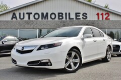 2012 Acura TL SH-AWD Tech package / GPS / Certifier Acura Sedan