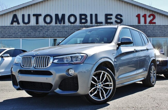 2015 BMW X3 Réservé / Reserved SUV