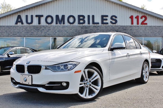 2015 BMW 3 Series 328i xDrive Sport line / Navigation Sedan