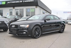 2016 Audi A5 Progressiv plus, S-line Competition Coupe