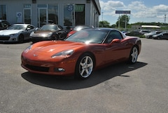 2005 Chevrolet Corvette z51, Glass Roof Coupe