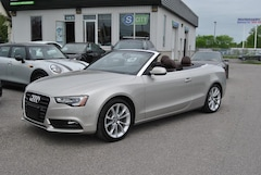 2013 Audi A5 Premium plus, Full Option car with low kilometres Convertible