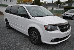 2014 Dodge Grand Caravan SXT BLACKTOP A/C MAGS