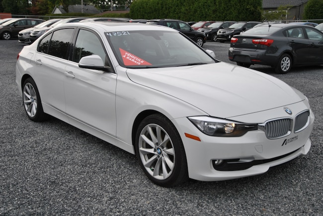 2014 BMW 3 Series 320I XDRIVE CUIR TOIT MAGS 18P Sedan