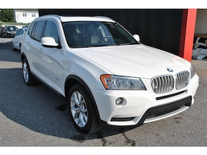 2013 BMW X3 TECH PACK XDRIVE CUIR TOIT PANO MAGS MAGS NAV