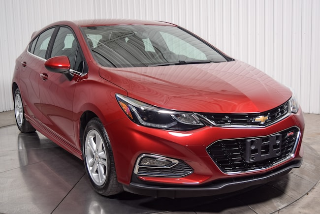2017 Chevrolet Cruze LT RS HATCH A/C MAGS Hatchback