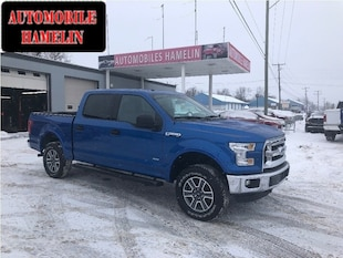 2016 Ford F-150 XLT Camion