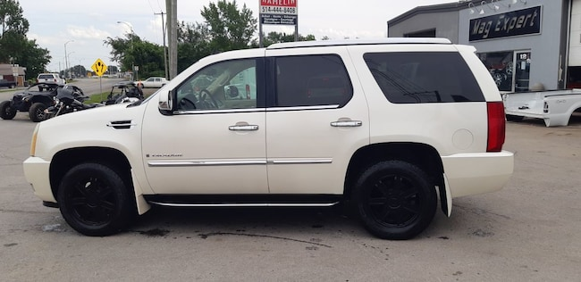 2007 Cadillac Escalade 7 places t tv_dvd VUS