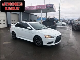 2015 Mitsubishi Lancer GT limited edition cuir toit mags paddle shifter v Berline