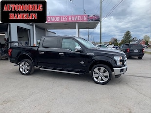 2016 Ford F-150 King Ranch gps Camion
