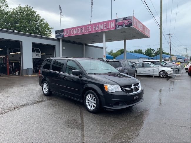 2013 Dodge Grand Caravan SXT gps mags Mini-Fourgonnette