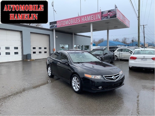 2008 Acura TSX automatique cuir toit mags Berline