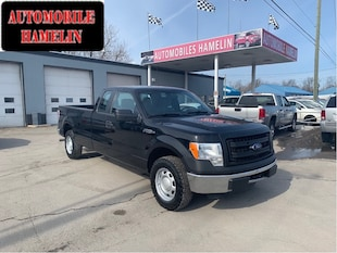 2013 Ford F-150 XL boite 8 pieds Camion
