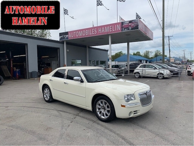 2009 Chrysler 300 Limited cuir gps Berline