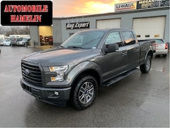 2017 Ford F-150 xtr  mags camera trailer back up Camion
