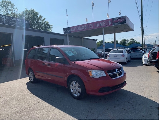 2012 Dodge Grand Caravan SE Mini-Fourgonnette