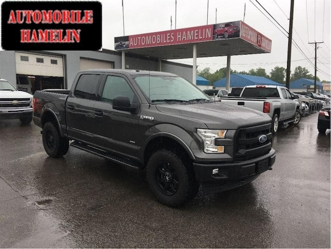 2017 Ford F-150 XLT 6 places crew Camion