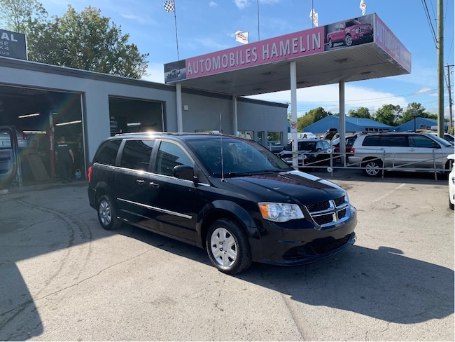 2011 Dodge Grand Caravan Crew Mini-Fourgonnette