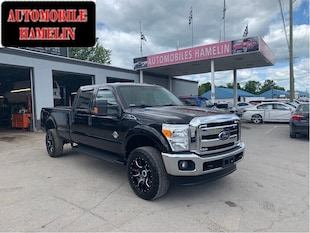 2016 Ford F-250 XLT crew diesel boite 8 pieds Camion