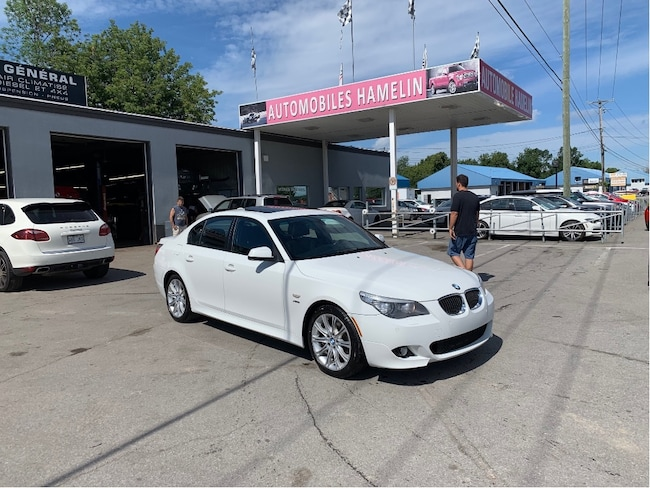 2010 BMW 5 Series 535i xDrive m package gps toit mags Berline